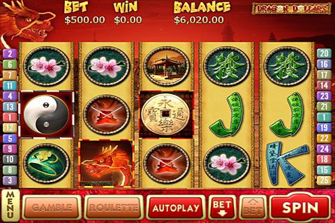 Dragon Dollars Slots- screenshot