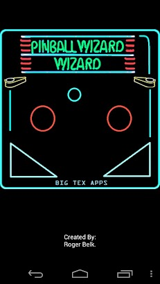 PINBALL WIZARD screenshot