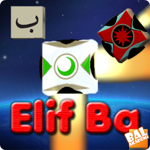 Elif Ba @ Space Rescue Letters for PC and MAC