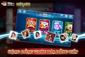 Screenshot of Tiến lên - tien len - ZingPlay