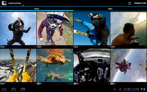 GoPro CamSuite - screenshot thumbnail