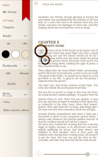 ReadMe! (Spritz & BeeLine)- screenshot thumbnail