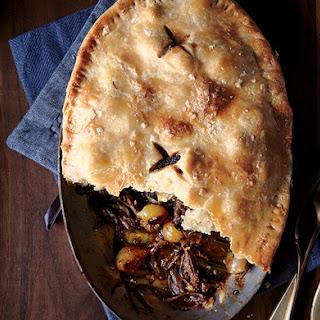 Short Rib Pot Pie