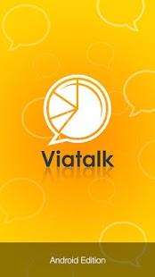Viatalk android app