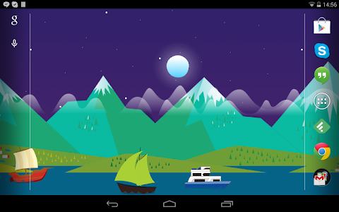 Mountains Now Full Wallpaper v1.0.2