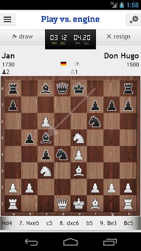 Chess - play, train & watch  screenshots 2
