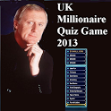 UK Millionaire Quiz game 2013 icon