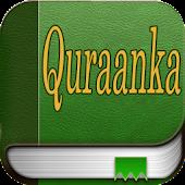 Quraan (Quran in Somali)