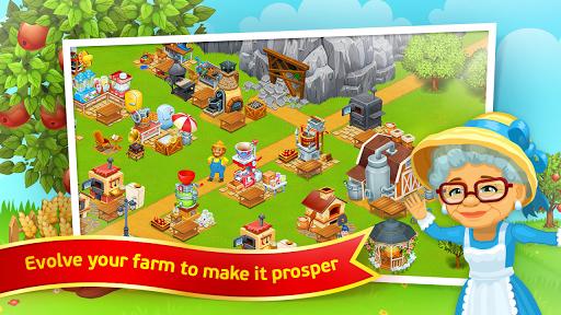 【免費街機App】Farm Craft - Hay Stack-APP點子
