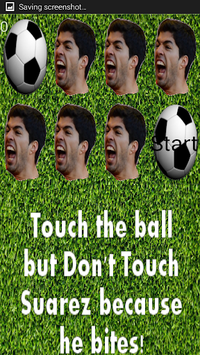 Dont Get Bit By Suarez