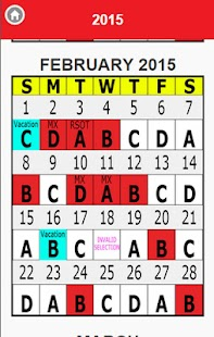 Worksheet Abcd Chart download android app abcd calendar chart fdny for samsung samsung