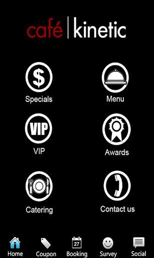 【免費生活App】Cafe Kinetic-APP點子