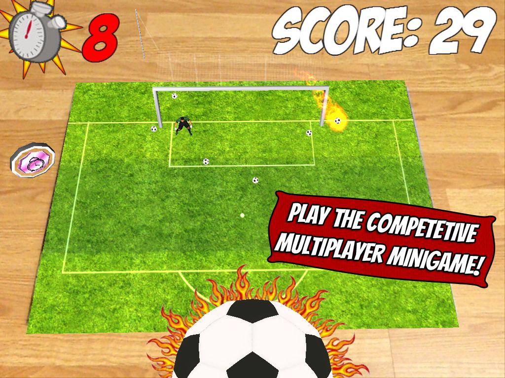 Popar Soccer Puzzle- screenshot