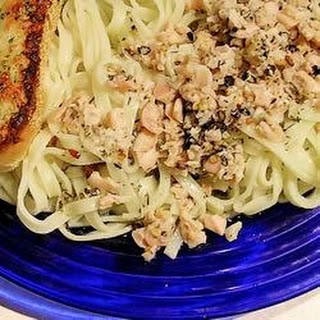 Linguine with Clam Sauce.