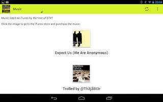 Screenshot of Behind The Yellow Tape