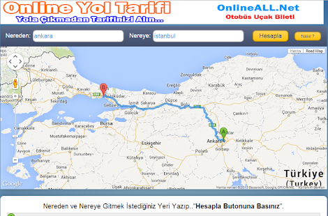 Yol Tarifi By OnlineALL - screenshot thumbnail