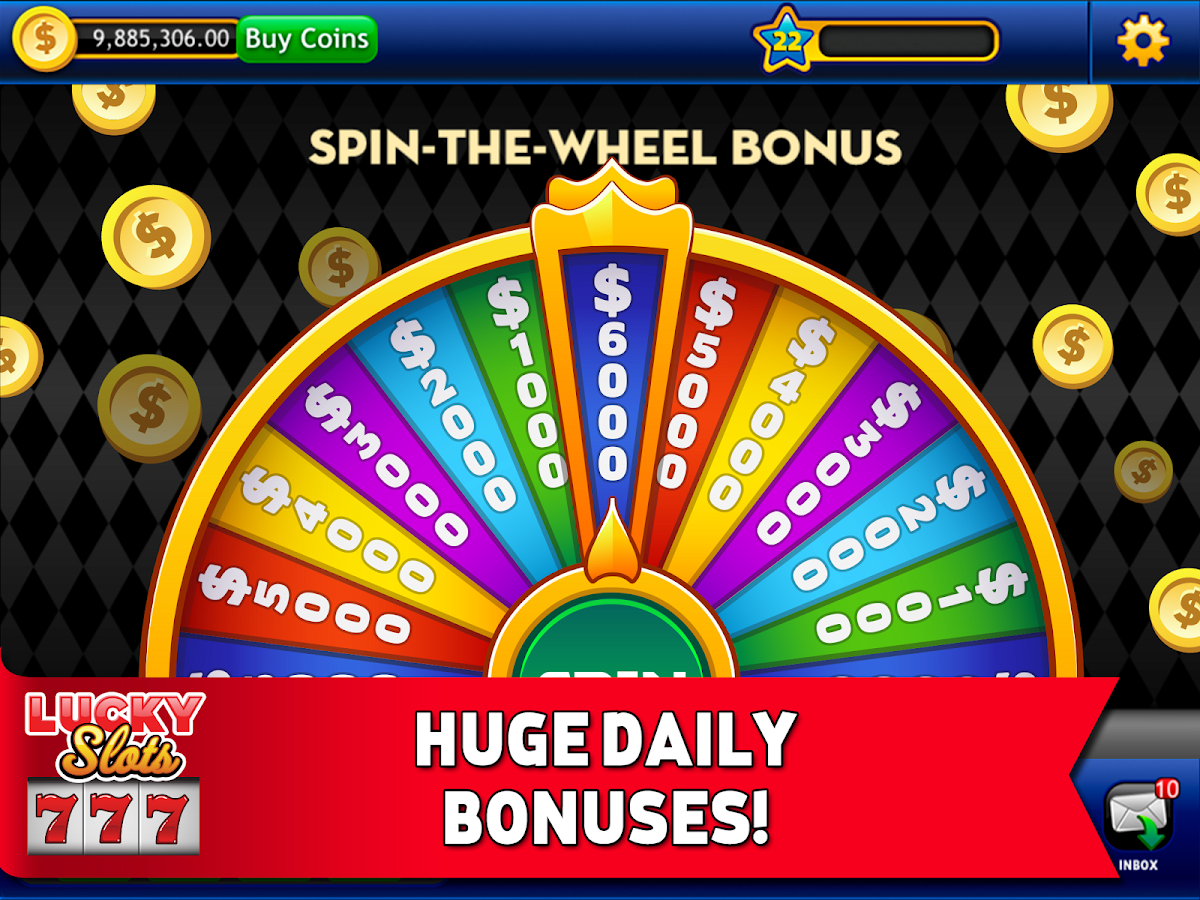 free slots games casinos