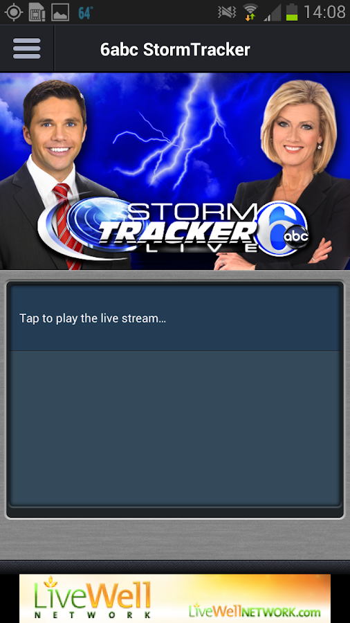 6abc StormTracker - screenshot