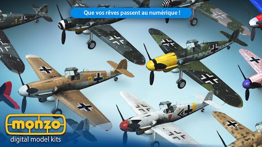 MONZO - Maquettes numériques  captures d'écran 3