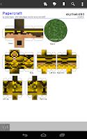 Screenshot of Headcraft Papercraft