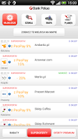 Screenshot of Mobilny Planer Zakupów