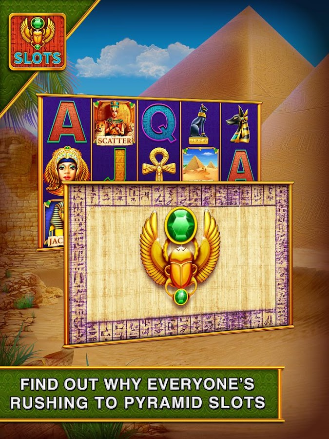 Pyramid Slots Casino Vegas 777- screenshot