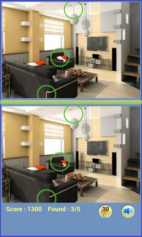 Find Differences - Home - screenshot