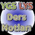 YGS LYS Ders Notları icon