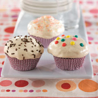 Nutty Marshmallow-Topped Chocolate Cupcakes Recipe