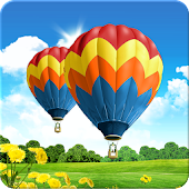 Live Air Balloons Wallpaper