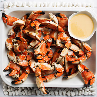 Stone Crab with Mustard Sauce
