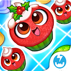 Cupcake Mania Christmas icon