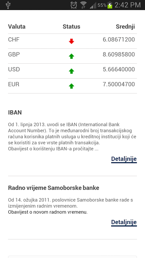 SaBank- screenshot