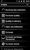 Screenshot of InfoSuite