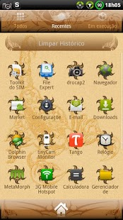 Scorpion GO Launcher Theme - screenshot thumbnail
