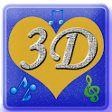 Hot 3D ringtones logo