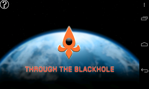 Through the Blackhole Free