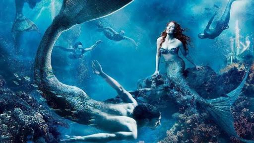 玩個人化App|Magic Mermaid Live Wallpaper免費|APP試玩