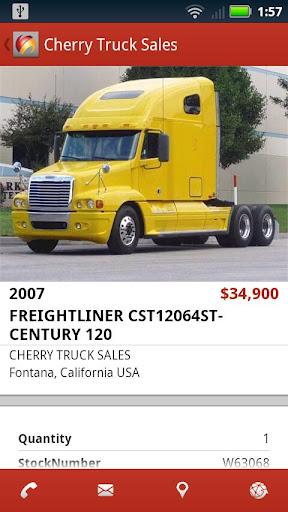 玩商業App|Cherry Truck Sales免費|APP試玩