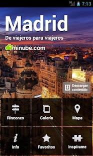 Madrid Guía de viajes offline - screenshot thumbnail