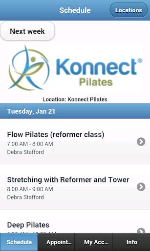 Konnect Pilates