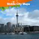 Auckland Street Map