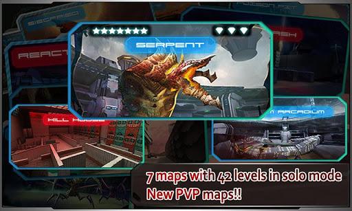 Star Warfare:Alien Invasion HD 2.97 screenshots 2