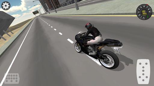 Fast Motorcycle Driver  screenshots 9