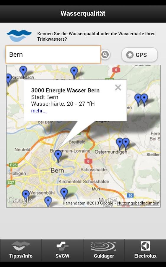 Wasserqualität - screenshot