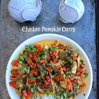 Chicken Pumpkin Curry