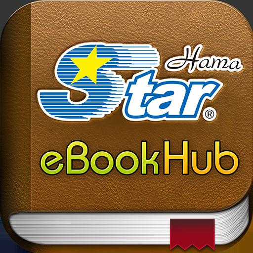 eBookHub LOGO-APP點子