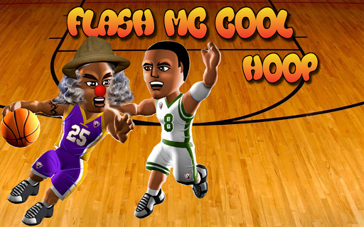 Flash McCoolHoop Basketball