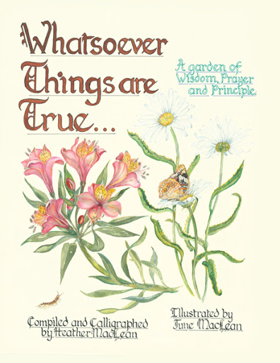 Whatsoever Things Are True cover