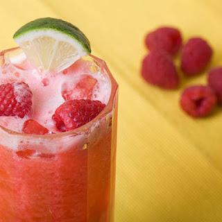 Raspberry Limeade.